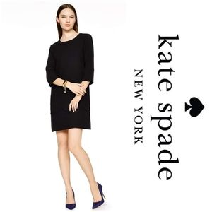 Kate Spade Demi Scallop Sheath Dress